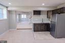Large Basement great for au pair suite - 1812 N BARTON ST, ARLINGTON