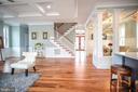 Family room - 1812 N BARTON ST, ARLINGTON