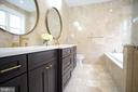 master bath - 1812 N BARTON ST, ARLINGTON