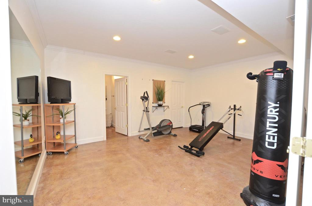Gym Time - 22764 HIGHCREST CIR, BRAMBLETON