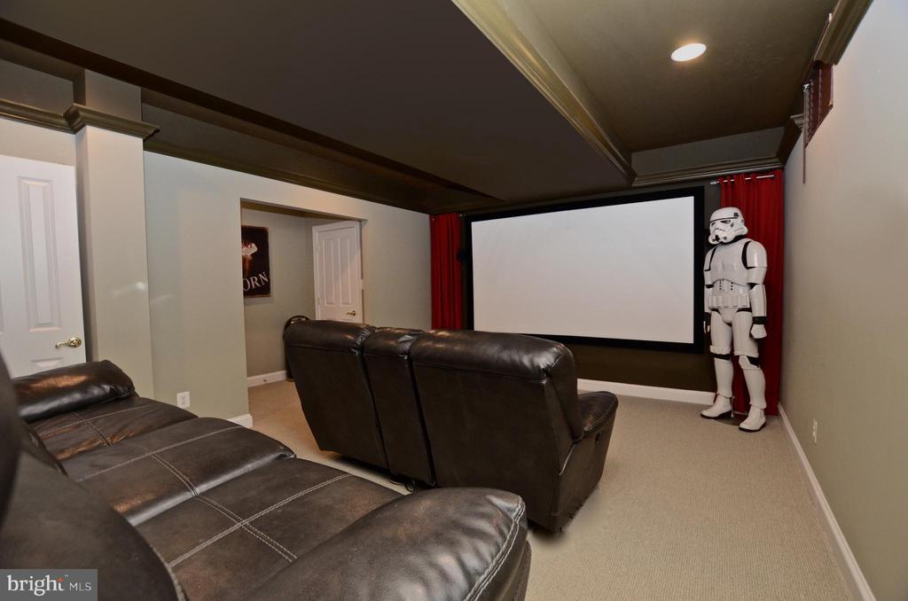 Movie Night Fun - 22764 HIGHCREST CIR, BRAMBLETON