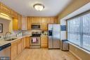 Gourmet Kitchen - 13855 GREY COLT DR, NORTH POTOMAC