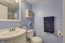 Full Bath in the Basement - 13855 GREY COLT DR, NORTH POTOMAC