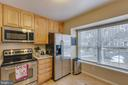 Sun-Drenched Kitchen - 13855 GREY COLT DR, NORTH POTOMAC