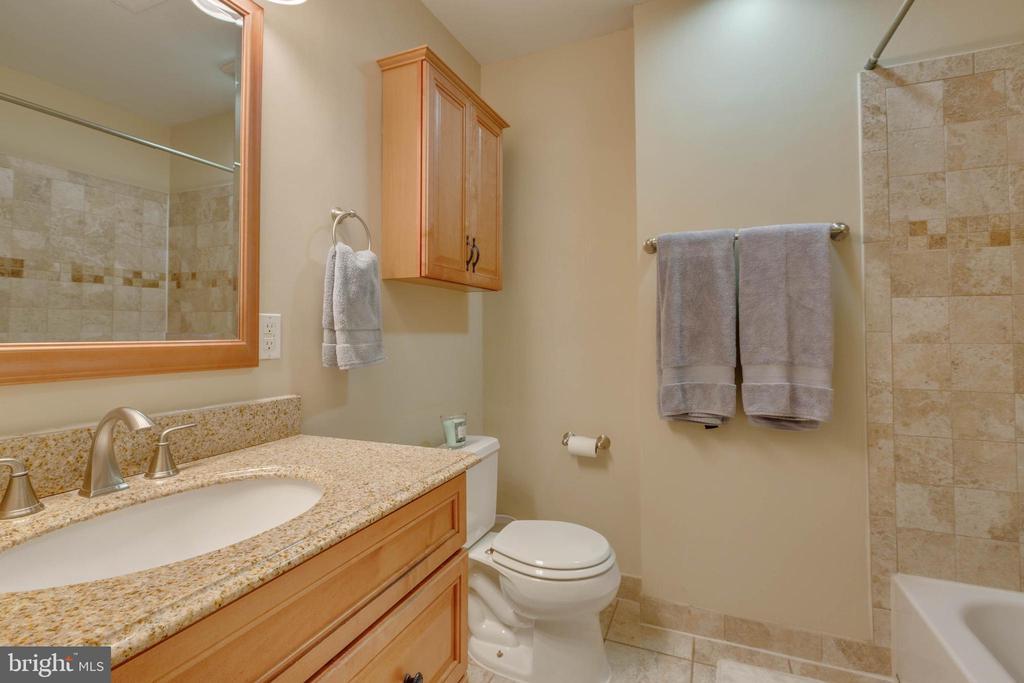Elegant Bathroom - 13855 GREY COLT DR, NORTH POTOMAC