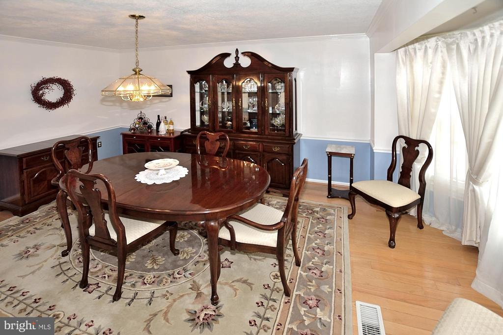 Large Dining Room - 15700 CRANBERRY CT, DUMFRIES