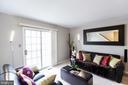 Living  Room - 22960 REGENT TER, STERLING