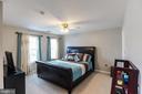 Master bedroom - 22960 REGENT TER, STERLING