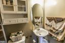 Second bathroom - 22960 REGENT TER, STERLING