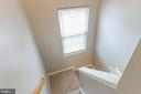 Stairs from Master Bedroom - 22960 REGENT TER, STERLING
