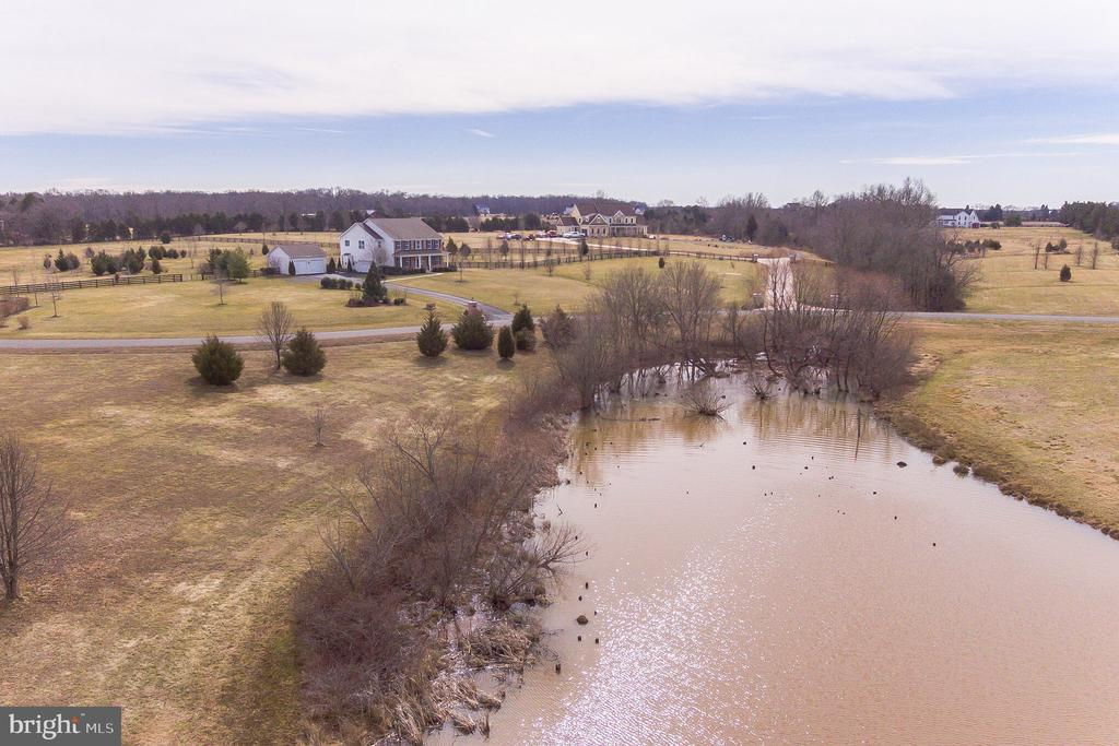 Fish in your own Pond - 10901 DEER MEADOW CT, NOKESVILLE