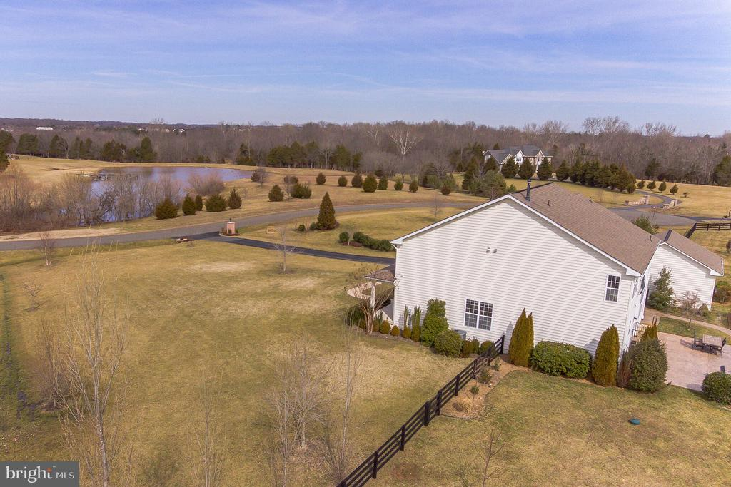 Board Fencing - 10901 DEER MEADOW CT, NOKESVILLE