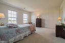 Bedroom 3 with Walk-in Closet - 10901 DEER MEADOW CT, NOKESVILLE