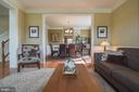 Formal Living Room - 10901 DEER MEADOW CT, NOKESVILLE