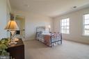 Bedroom 3 - Jack & Jill Bath adjoins - 10901 DEER MEADOW CT, NOKESVILLE