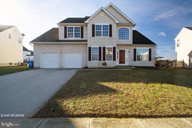 Частный односемейный дом для того Продажа на 119 MINUTEMAN Lane Swedesboro, Нью-Джерси 08085 Соединенные ШтатыВ/Около: Woolwich