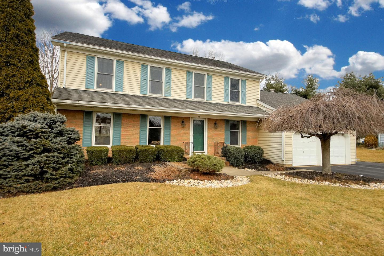 Single Family Home for Sale at 28 MADISON Drive Plainsboro, New Jersey 08536 United StatesMunicipality: Plainsboro Township