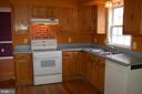Kitchen - 7003 SOULIER LN, FREDERICKSBURG