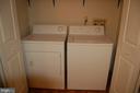 Laundry room - 7003 SOULIER LN, FREDERICKSBURG
