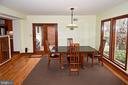 Family Room Breakfast Area - 2259 N WAKEFIELD ST, ARLINGTON