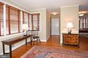 View of Foyer from the Living Room - 2259 N WAKEFIELD ST, ARLINGTON