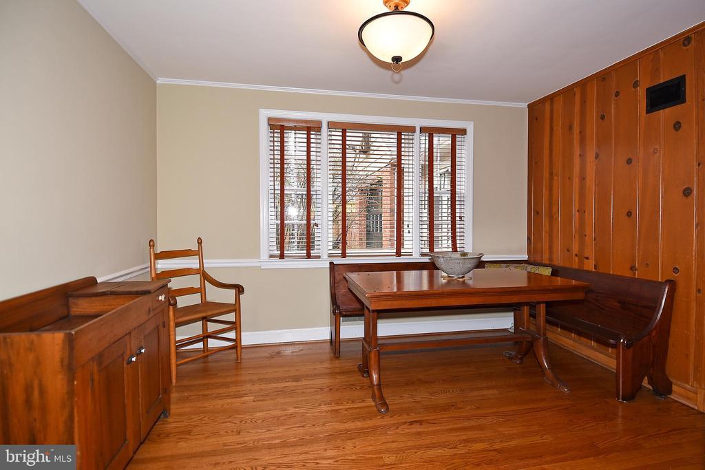 Bright Dining Room - 2259 N WAKEFIELD ST, ARLINGTON