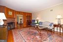 Living Room  with Hardwood Flooring - 2259 N WAKEFIELD ST, ARLINGTON