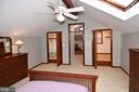 Master Bedroom Walk-in Closets - 2259 N WAKEFIELD ST, ARLINGTON