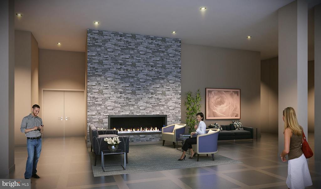Lobby - 50 FLORIDA AVE NE #224, WASHINGTON