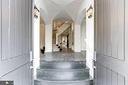 Double Mahogany Entry Doors - 208 MCHENRY ST SE, VIENNA