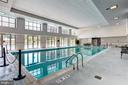 Indoor Pool - 5809 NICHOLSON LN #811, ROCKVILLE