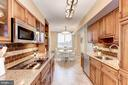 Renovated Gourmet Kitchen - 5809 NICHOLSON LN #811, ROCKVILLE
