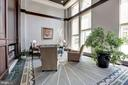 Grand Lobby w/Concierge - 5809 NICHOLSON LN #811, ROCKVILLE