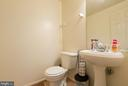 Main Level Powder Room - 13169 THRIFT LN, WOODBRIDGE