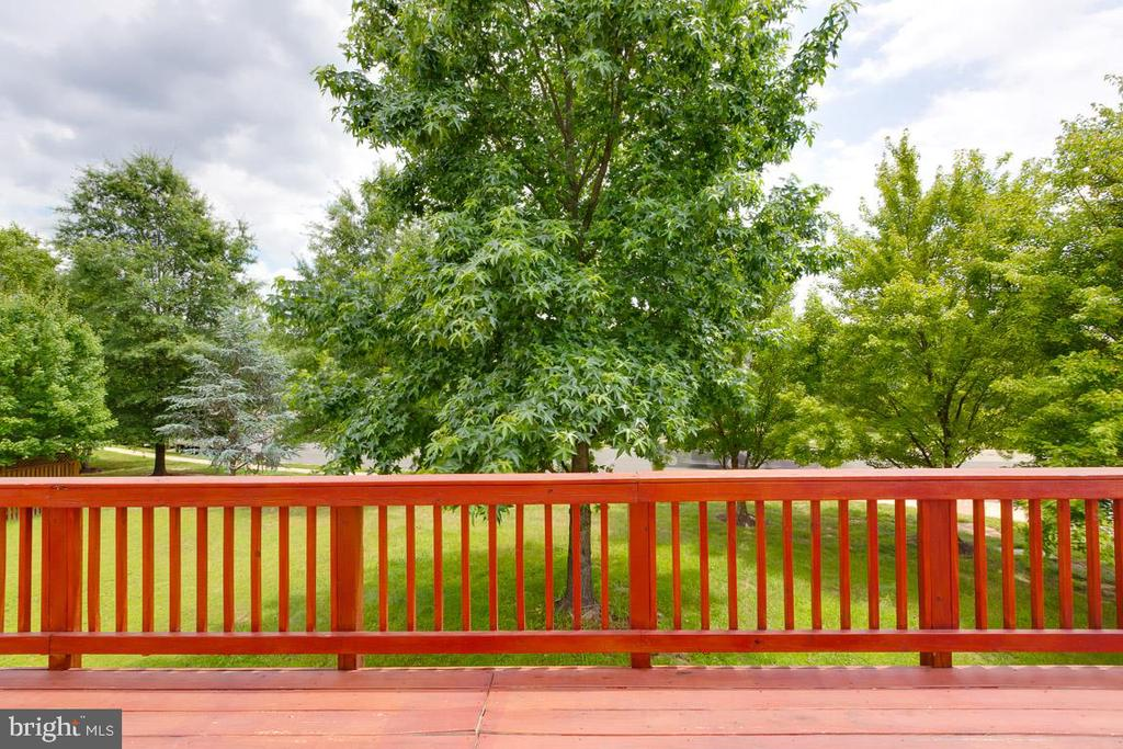 Enjoy Quiet Evenings on Your Deck! - 13169 THRIFT LN, WOODBRIDGE