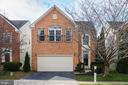 Brick front colonial - 6857 ROLLING CREEK WAY, ALEXANDRIA