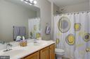 Upper level main bath - 6857 ROLLING CREEK WAY, ALEXANDRIA