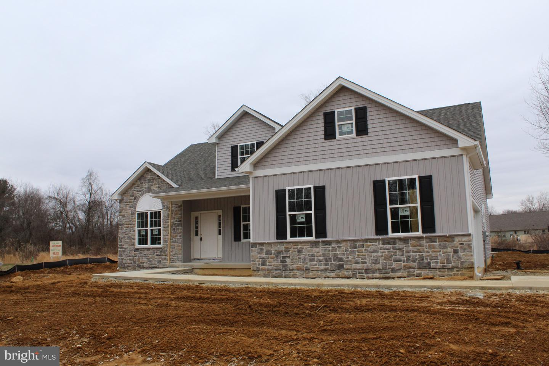 Photo of home for sale at 124 Suffolk Boulevard, Bear DE
