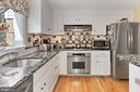 Kitchen - 8235 TOLL HOUSE RD, ANNANDALE