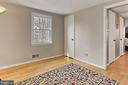 2nd bedroom - 8235 TOLL HOUSE RD, ANNANDALE