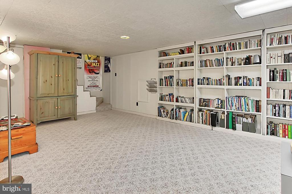 Rec room - 8235 TOLL HOUSE RD, ANNANDALE