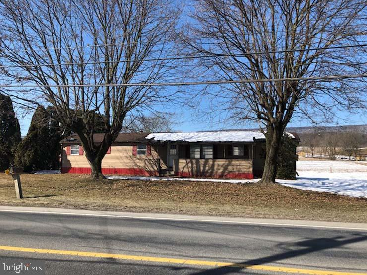 Single Family Homes for Sale at Mc Alisterville, Pennsylvania 17049 United States