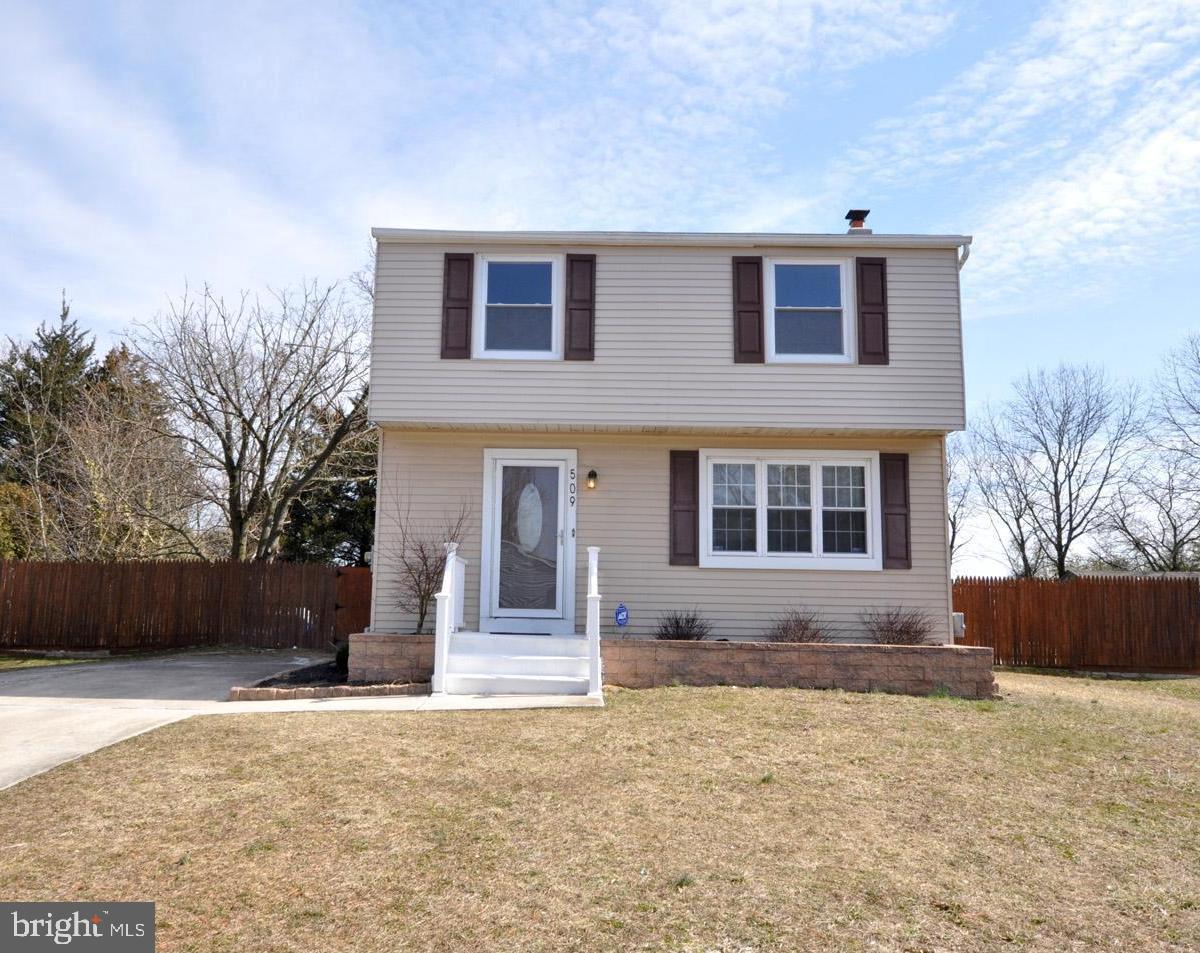 Частный односемейный дом для того Продажа на 509 MARTINELLI Avenue Minotola, Нью-Джерси 08341 Соединенные Штаты