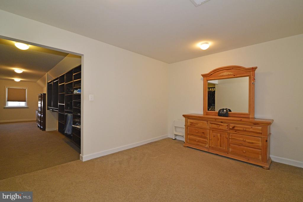 Closet in Master Bedroom - 22333 PASTURE ROSE PL, BROADLANDS
