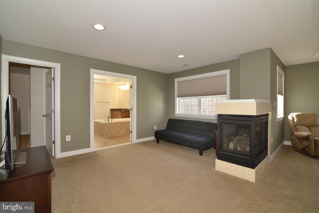 Sitting Room off the Master Bedroom - 22333 PASTURE ROSE PL, BROADLANDS