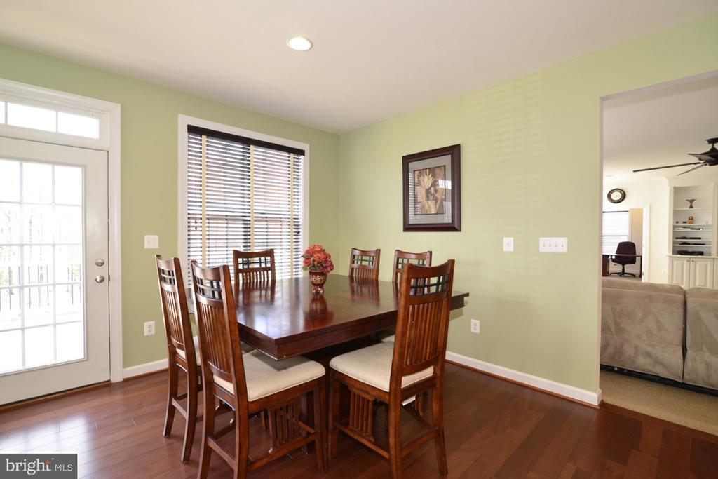Breakfast Room - 22333 PASTURE ROSE PL, BROADLANDS