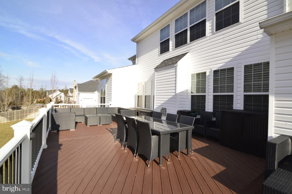 Deck - 22333 PASTURE ROSE PL, BROADLANDS