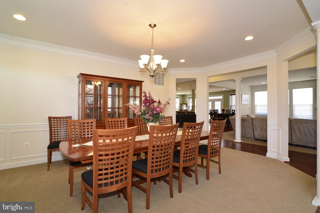 Formal Dining Room - 22333 PASTURE ROSE PL, BROADLANDS