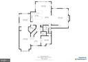 Main level - 90 LUPINE DR, STAFFORD