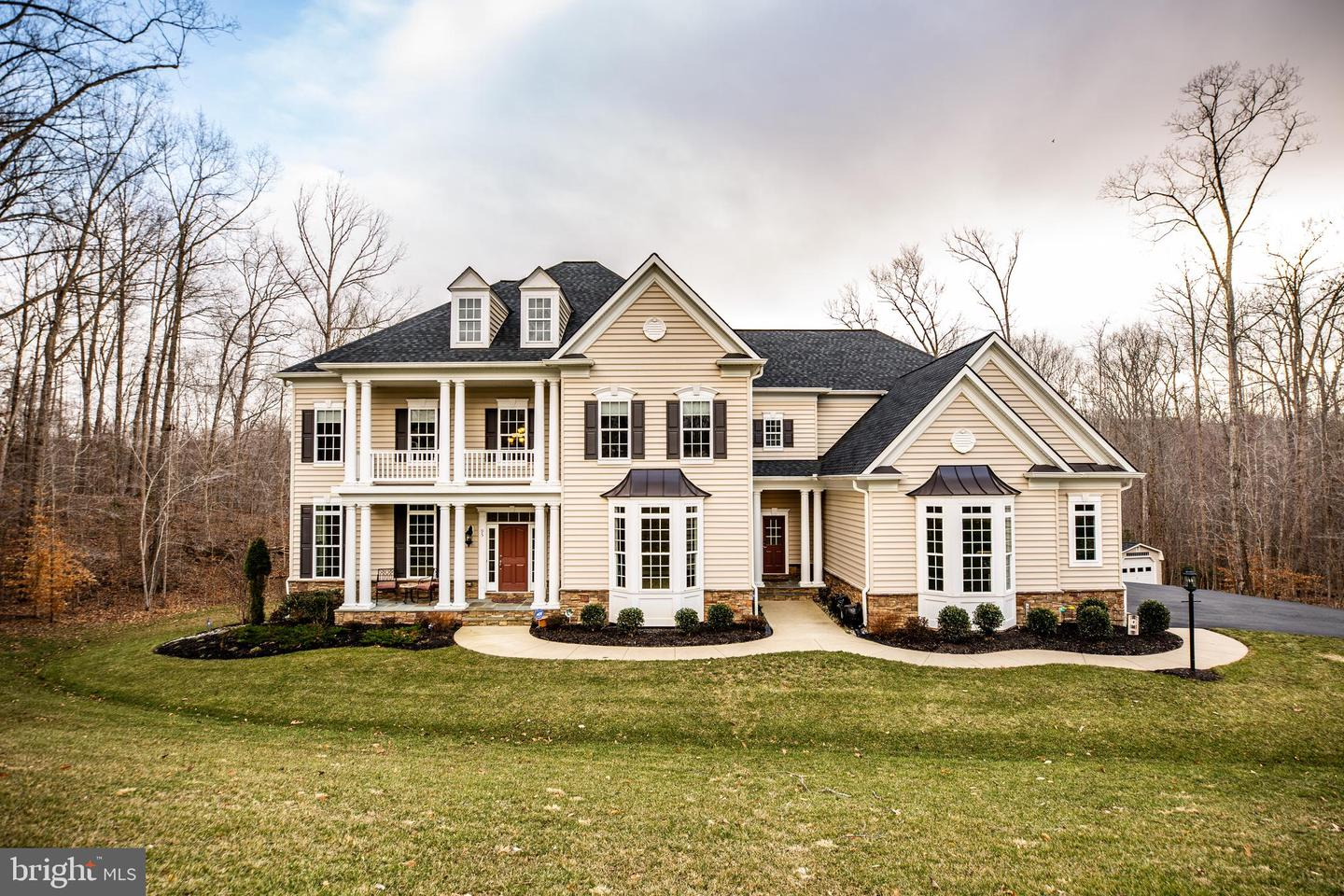 Single Family for Sale at 95 Delphinium Way Stafford, Virginia 22556 United States